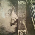 BUD POWELL Blues for Bouffemont (aka The Invisible Cage) album cover
