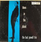BUD POWELL Blues in the Closet album cover