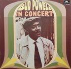 BUD POWELL Bud Powell In Concert (aka The Essen Jazz Festival Concert) album cover