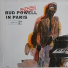 BUD POWELL Bud Powell In Paris album cover