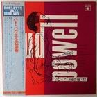 BUD POWELL Bud Powell Trio album cover