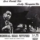 BUD POWELL Bud Powell Trio / Lucky Thompson Trio : Memorial Oscar Pettiford album cover