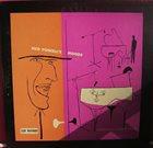 BUD POWELL Bud Powell's Moods (aka The Genius Of Bud Powell) album cover