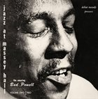 BUD POWELL Jazz At Massey Hall Volume Two (aka The Bud Powell Trio ) album cover
