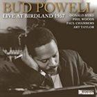 BUD POWELL Live At Birdland 1957 album cover