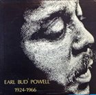 BUD POWELL Live at the Blue Note Cafe, Paris (aka 'Round About Midnight At The Blue Note) album cover