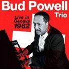 BUD POWELL Live In Geneva 1962 album cover