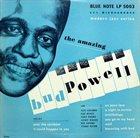 BUD POWELL The Amazing Bud Powell album cover