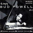 BUD POWELL The Amazing Bud Powell, Volume 2 album cover