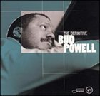 BUD POWELL The Definitive Bud Powell album cover