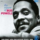BUD POWELL The Return of Bud Powell album cover