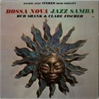 BUD SHANK Bossa Nova Jazz Samba album cover