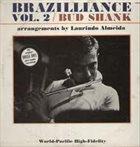 BUD SHANK Brazilliance Vol.2 (aka Holiday In Brazil aka Jazz Goes Brazil) album cover