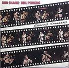 BUD SHANK Bud Shank - Bill Perkins : Serious Swingers album cover