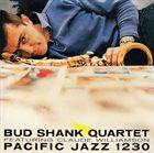 BUD SHANK Bud Shank Quartet Featuring Claude Williamson album cover