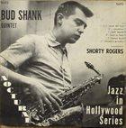 BUD SHANK Bud Shank Quintet album cover