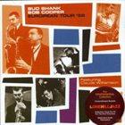 BUD SHANK European Tour '58 album cover