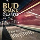 BUD SHANK Fascinating Rhythms album cover