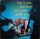 BUD SHANK Flute 'n Oboe album cover
