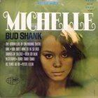 BUD SHANK Michelle album cover