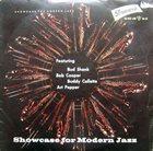 BUD SHANK Showcase For Modern Jazz album cover