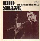 BUD SHANK The Modern Jazz Vol,2 album cover