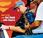 BUD SHANK Uma Tarde com Bud Shank e João Donato album cover