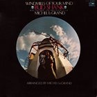 BUD SHANK Windmills of Your Mind album cover