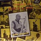 BUDD JOHNSON Blues a la Mode album cover