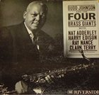 BUDD JOHNSON Budd Johnson And The Four Brass Giants album cover