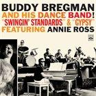 BUDDY BREGMAN Swingin' Standards & Gypsy album cover