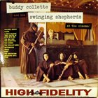 BUDDY COLLETTE At The Cinema! album cover