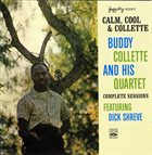 BUDDY COLLETTE Cool, Calm, and Collette Complete Session album cover