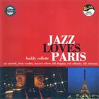 BUDDY COLLETTE Jazz Loves Paris album cover