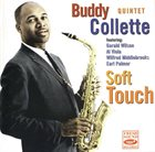 BUDDY COLLETTE Soft Touch album cover