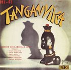 BUDDY COLLETTE Tanganyika album cover