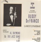 BUDDY DEFRANCO Born To Swing! album cover