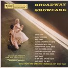 BUDDY DEFRANCO Broadway Showcase album cover