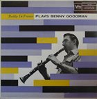 BUDDY DEFRANCO Buddy DeFranco Plays Benny Goodman album cover