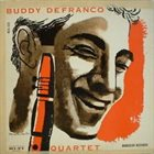 BUDDY DEFRANCO Buddy DeFranco Quartet (aka Mr. Clarinet) album cover