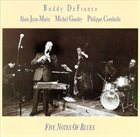 BUDDY DEFRANCO Five Notes Of Blues album cover