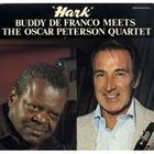 BUDDY DEFRANCO Hark (with Oscar Peterson Quartet) album cover