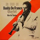 BUDDY DEFRANCO On Tour - UK album cover