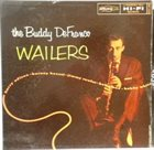 BUDDY DEFRANCO The Buddy Defranco Wailers album cover