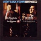 BUDDY GRECO Buddy's Back In Town! album cover