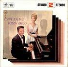 BUDDY GRECO I Love A Piano album cover