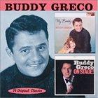 BUDDY GRECO My Buddy/On Stage album cover