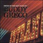 BUDDY GRECO Swing in the Key of BG album cover
