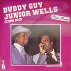 BUDDY GUY Buddy Guy & Junior Wells ‎: Going Back (aka Alone & Acoustic) album cover