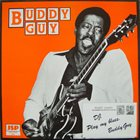 BUDDY GUY D. J. Play My Blues album cover